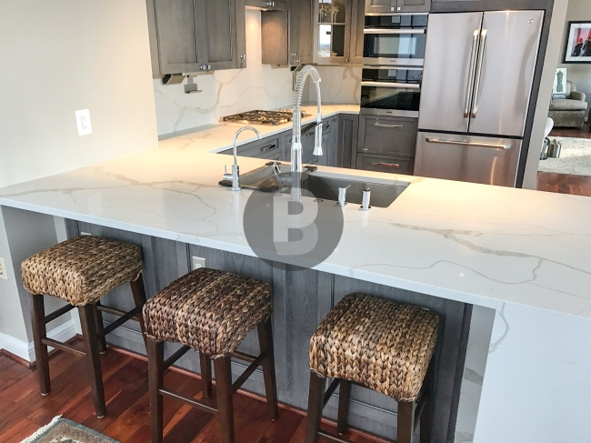 Reston Condo Kitchen Remodel | Kitchen and Bathroom Remodeling Services