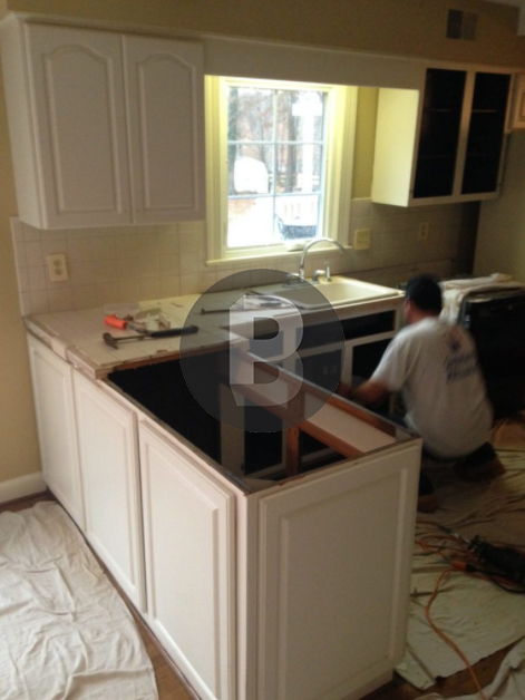 vienna kitchen remodel before 2