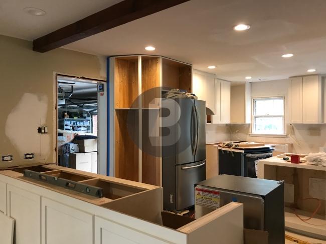 Alexandria, VA, kitchen remodel 22