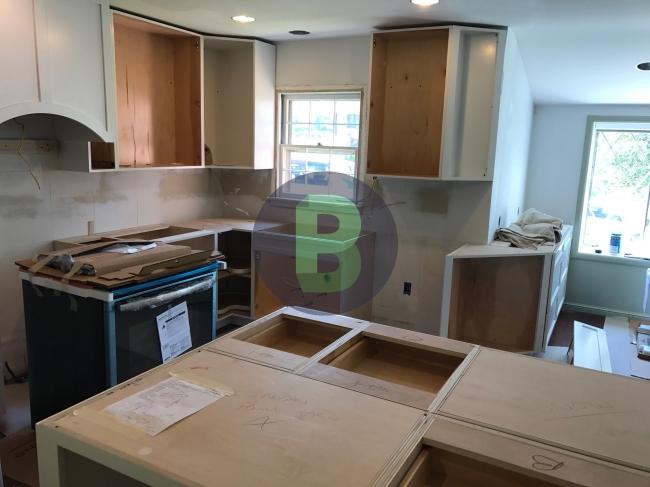 Alexandria, VA, kitchen remodel 41