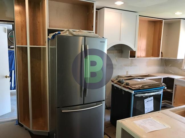 Alexandria, VA, kitchen remodel 42