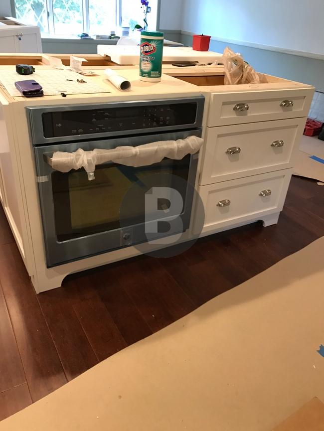 Alexandria, VA, kitchen remodel 71