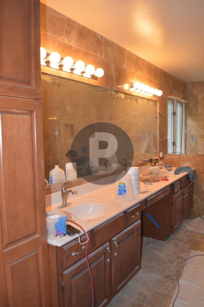 Oakton Master Bathroom Remodel10