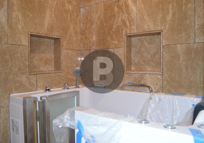 Oakton Master Bathroom Remodel8