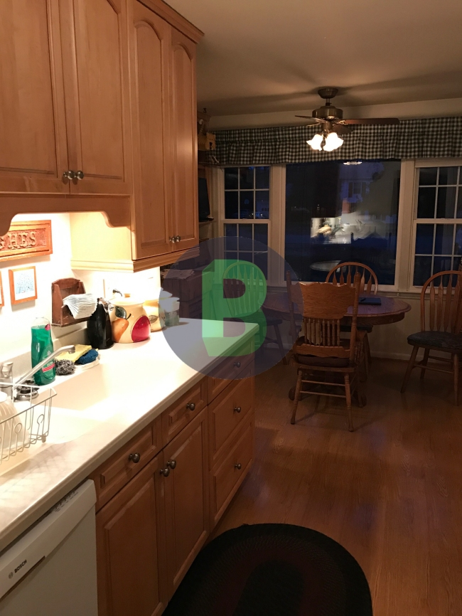 Reston Kitchen Remodel Before4
