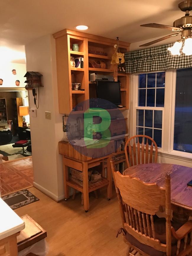 Reston Kitchen Remodel Before6