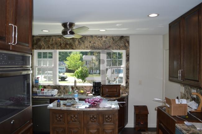 Reston, VA, kitchen remodel 130