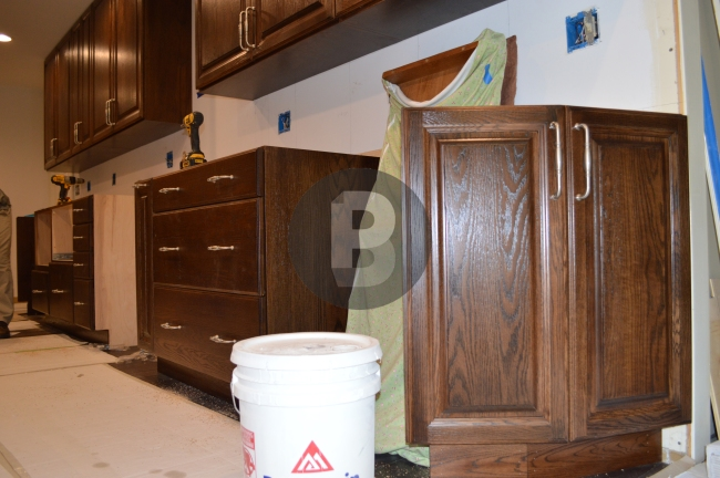 Reston, VA, kitchen remodel 33