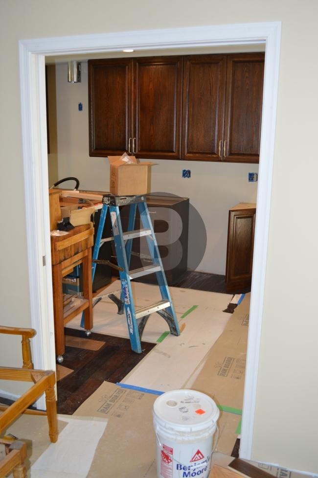 Reston, VA, kitchen remodel 5
