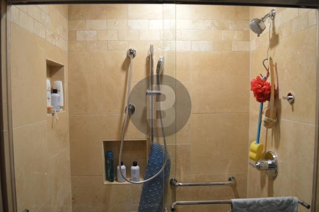 Reston, VA, master bathroom remodel9
