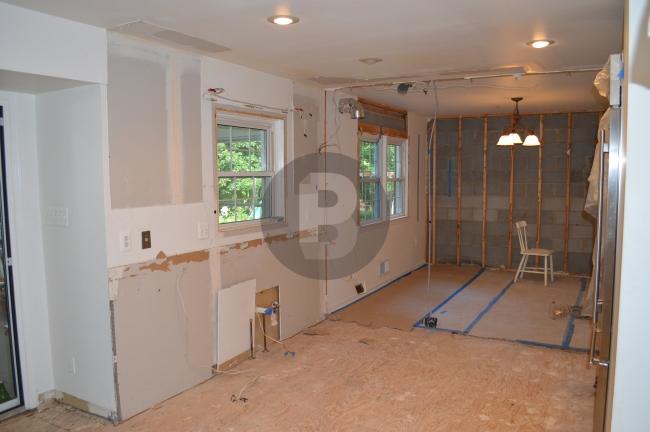 herndon va kitchen remodel 31 - Dining Room Remodel
